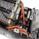 rebuild Prius battery